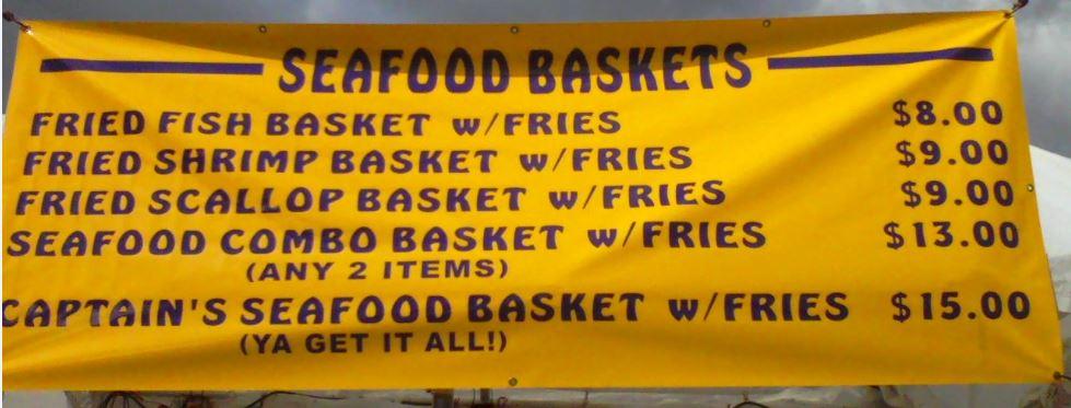Lenny's Seafood
